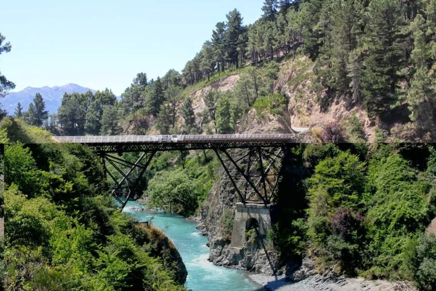 Nouvelle-Zélande - Hanmer Springs : ses bains et son semi-marathon !