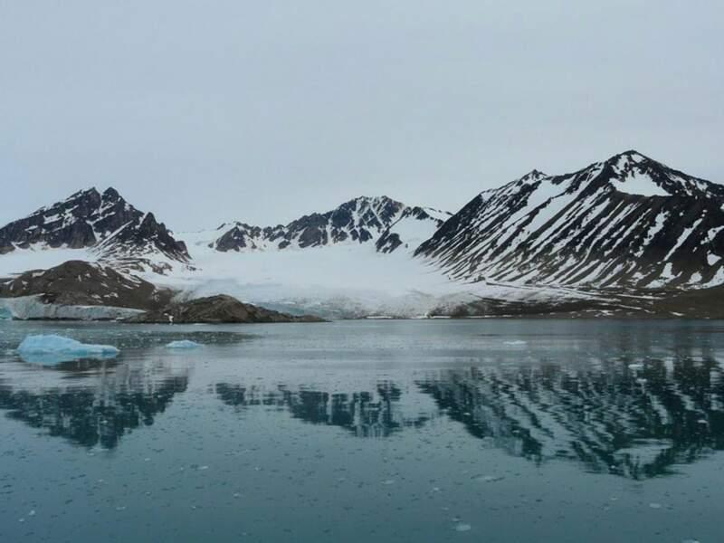 Diaporama n°10 : Norvège : aventure dans les glaces du Spitzberg