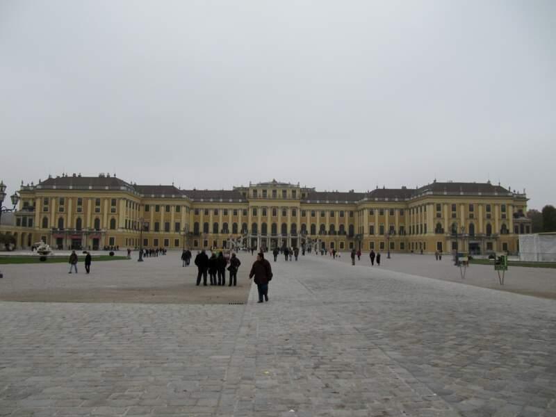 Schönbrunn, sur les pas de Sissi