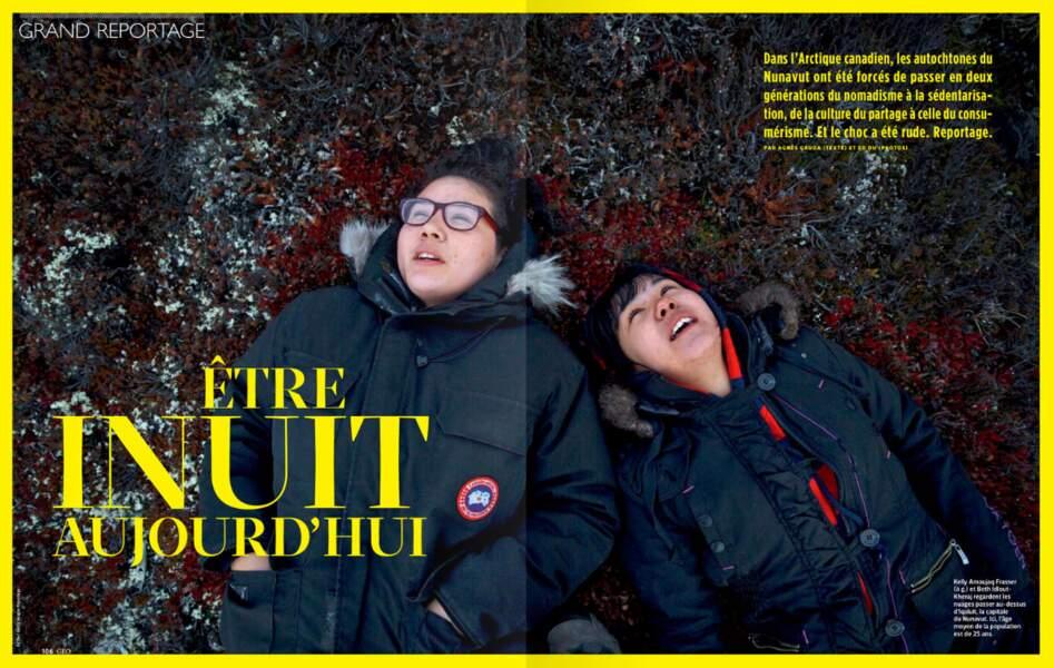 Canada : Quel avenir pour les Inuits ?
