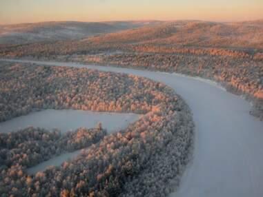 Rêve d'hiver en Laponie