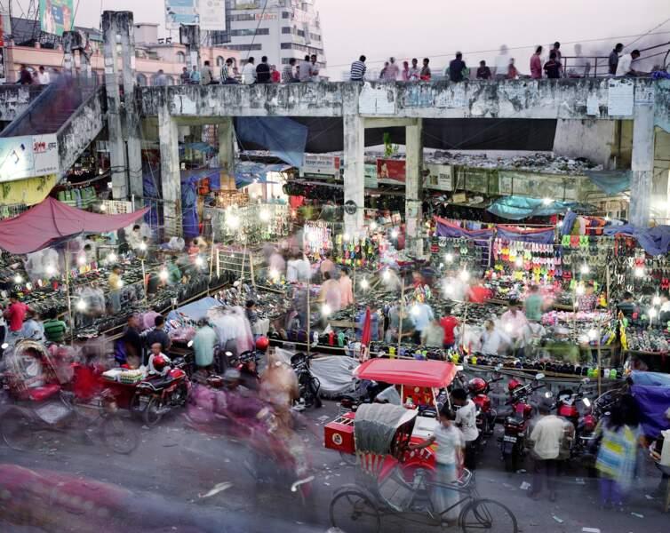 Dacca, onzième ville la plus peuplée au monde