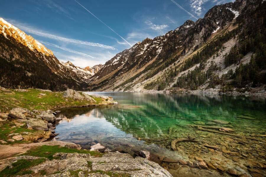 Lac de Gaube (Cauterets, Hautes-Pyrénées)
