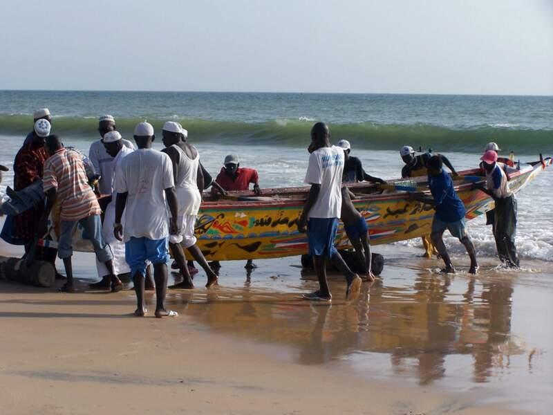 Diaporama n°15 : Chaleureux Sénégal