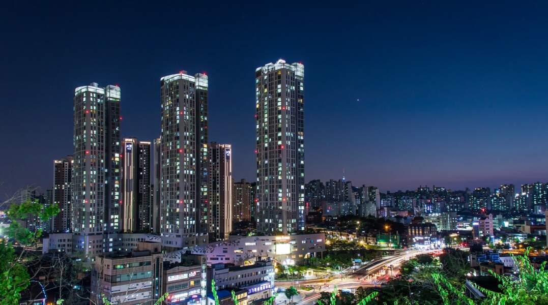 8 - Séoul (Corée du Sud)