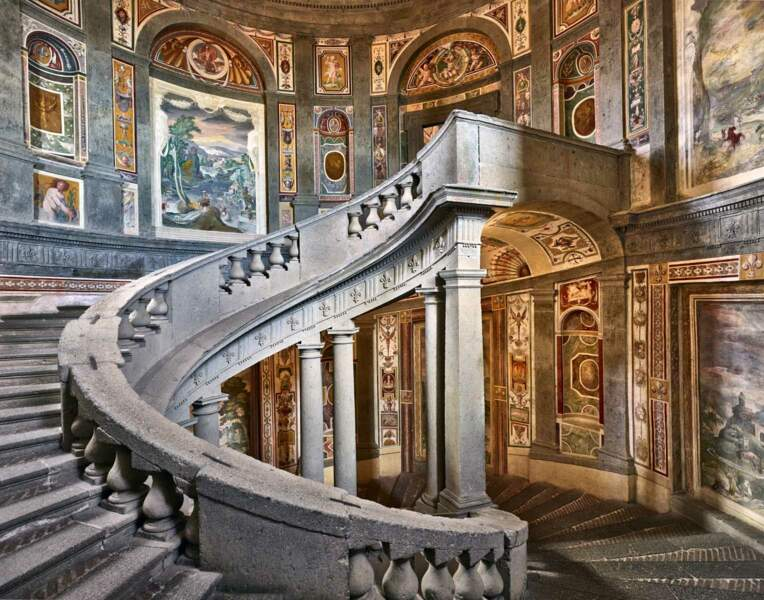 Villa Farnese : ici se déploie tout le faste de la Renaissance