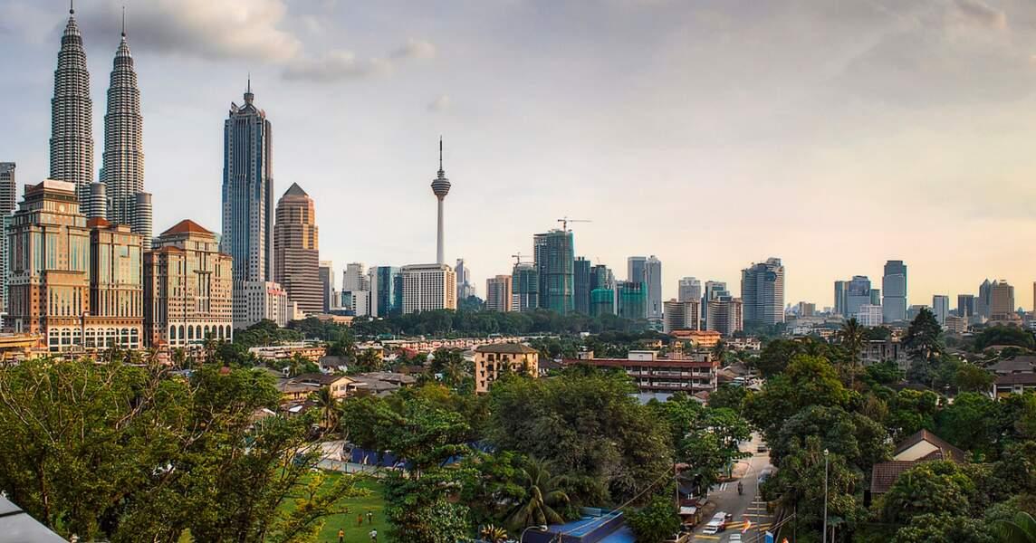 Malaisie - Kampung Baru, un village au cœur de Kuala Lumpur