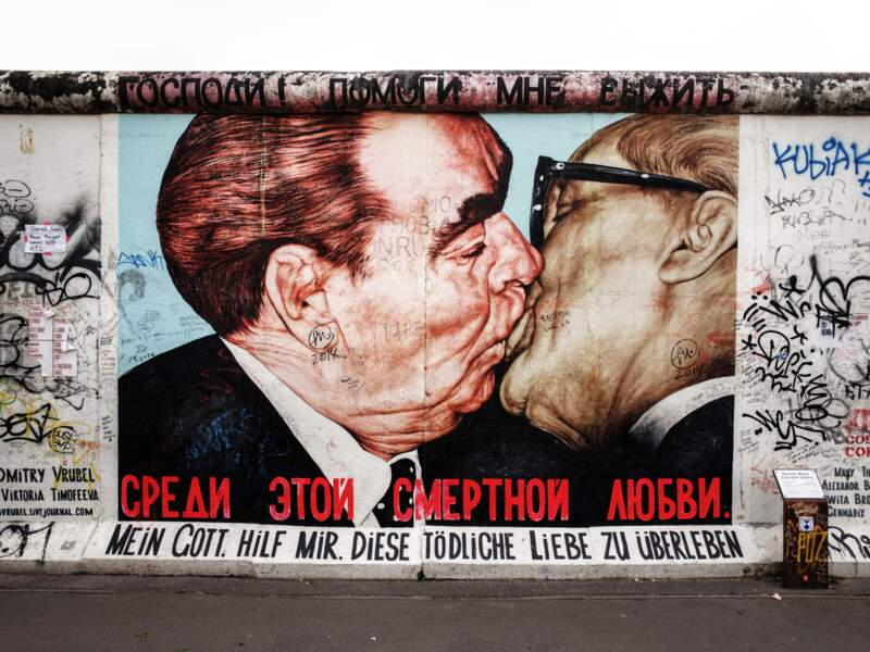Photographier l'East Side Gallery