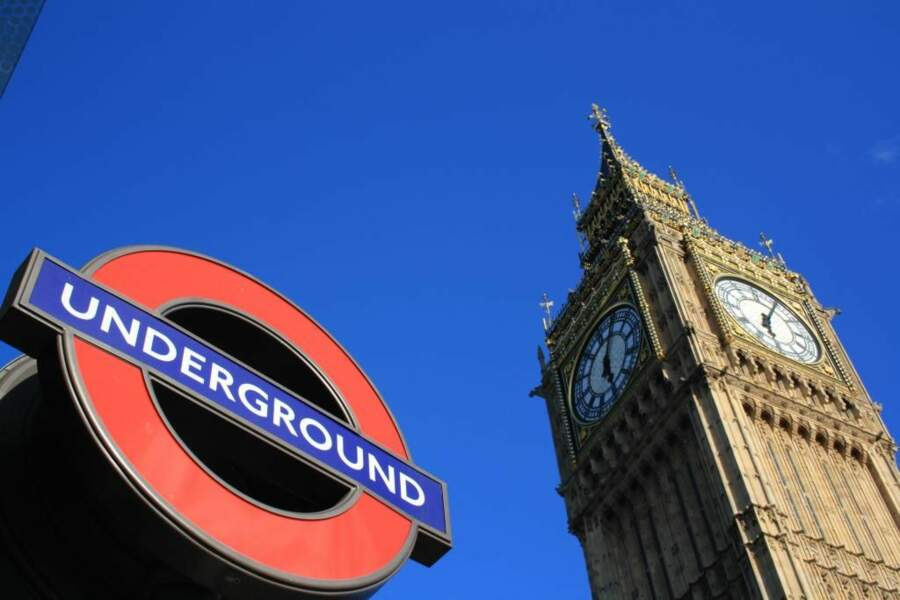 N°2 - Londres (Angleterre)