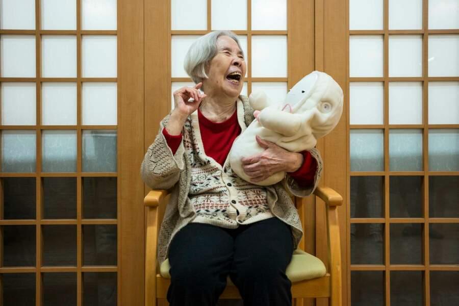 Michi, 88 ans
