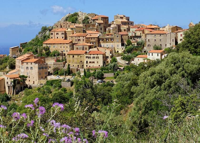 Village de Corse du sud