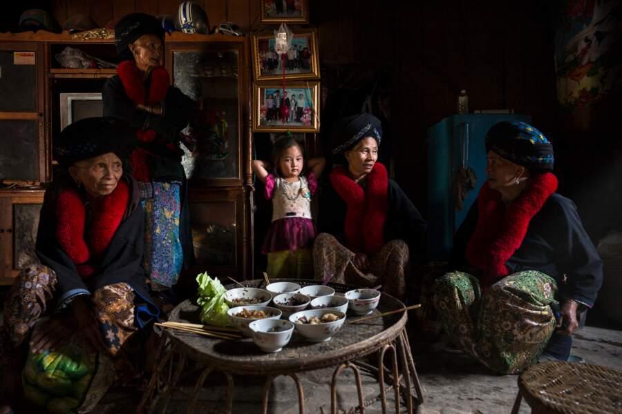 Communauté Yao. Tradition et nouvelle génération