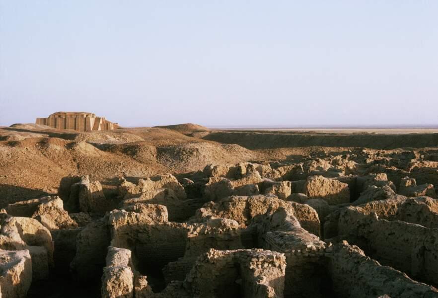 Les vestiges d'Ur, Uruk, Tell Eridu et la biodiversité des Ahwar du sud de l'Irak