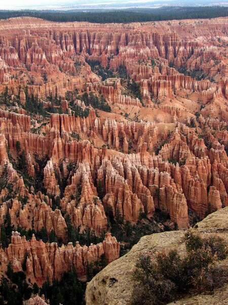 Bryce Canyon, dans l'Utah