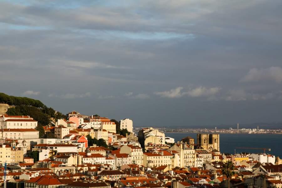Lisbonne, au Portugal