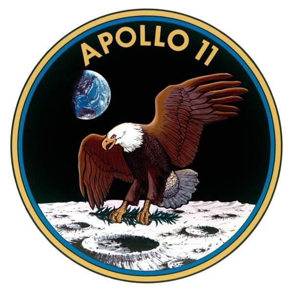 Des Américains sur la Lune