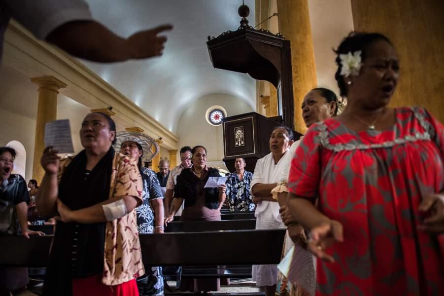 Berceau du catholicisme en Polynésie