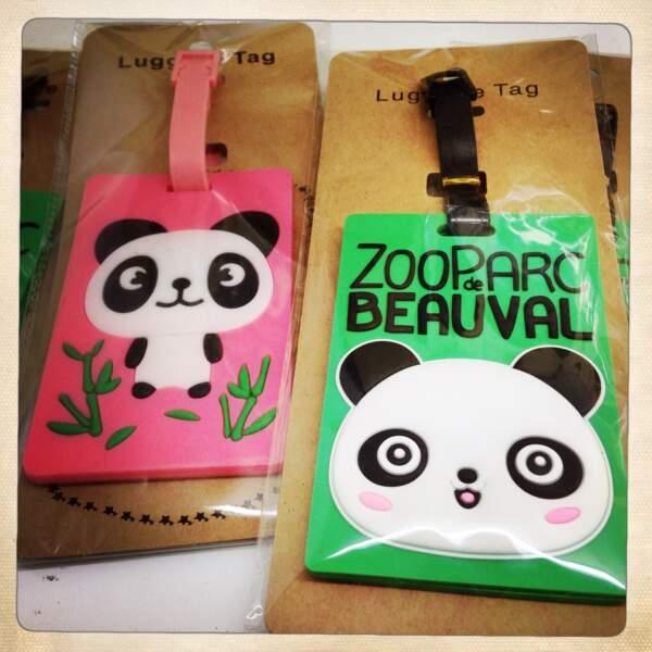 Accessoires de voyage panda