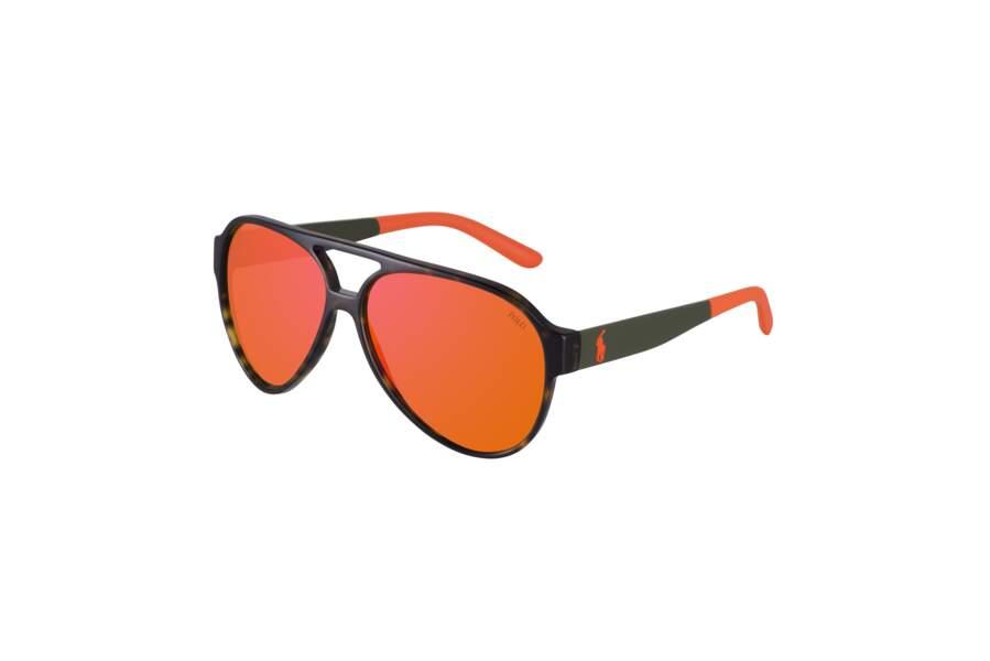 Une ligne de lunettes de soleil pour les férus de sport