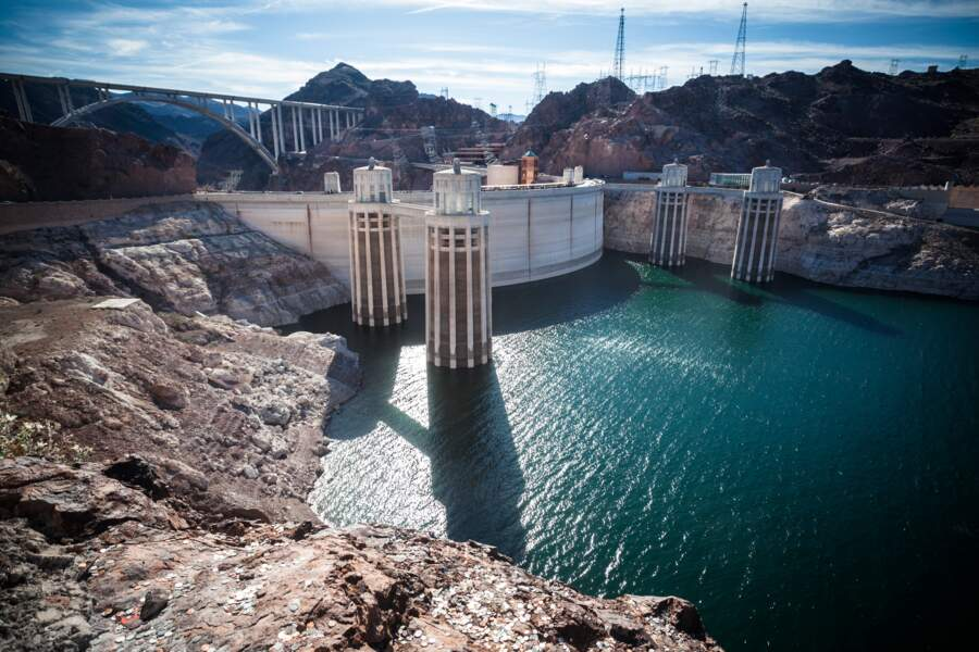 Le plus hollywoodien des barrages américains