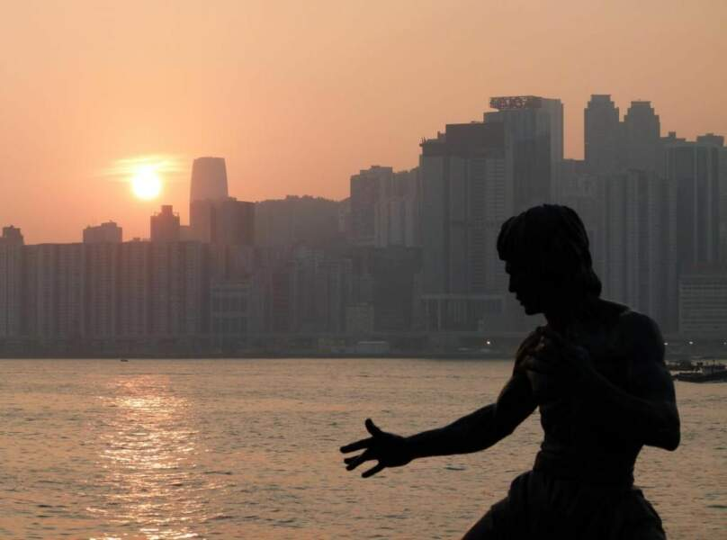 N°8 - Hong Kong