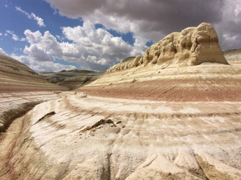 Autre sculpture géologique