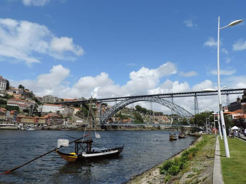 Le pont Dom Luis 1er