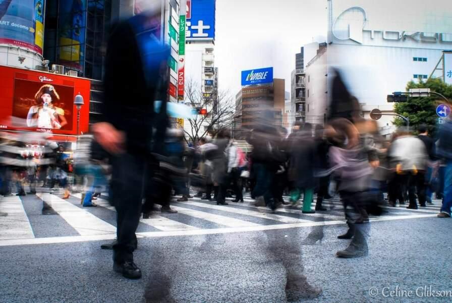 Photo prise à Tokyo (Japon), par Celine Glikson