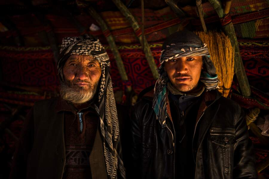 Avec les Kirghiz