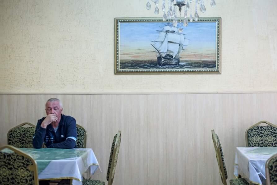 Aralsk, hier port florissant