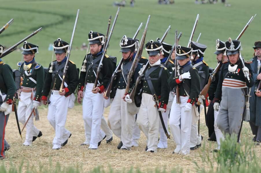 Soldats prussiens
