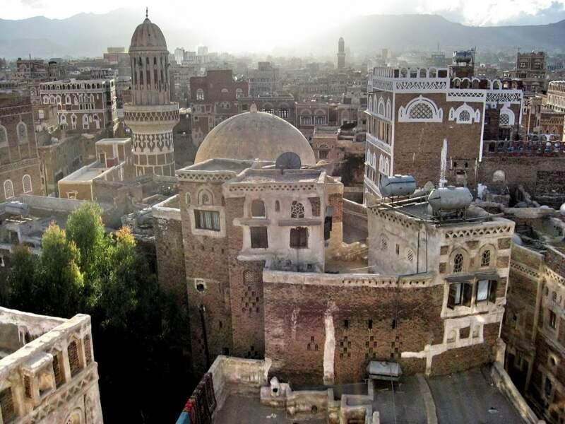 Diaporama n°15 : Yémen : des bords de la mer Rouge aux hauts plateaux