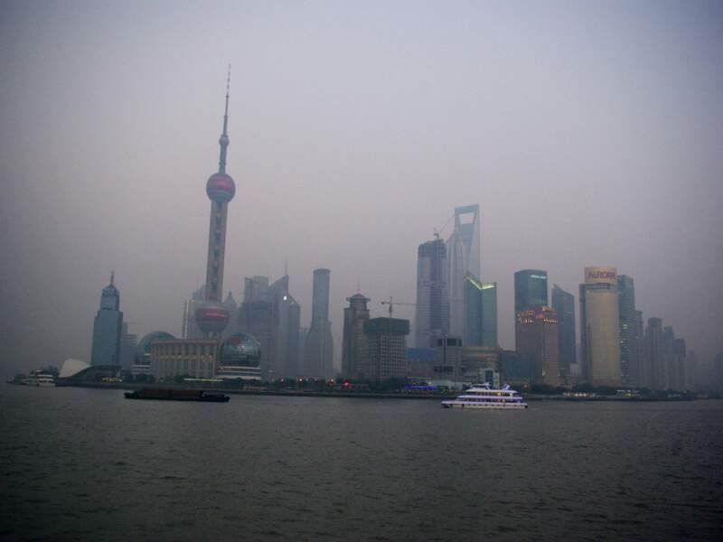 Diaporama n°15 : Shanghai, une ville en profonde mutation