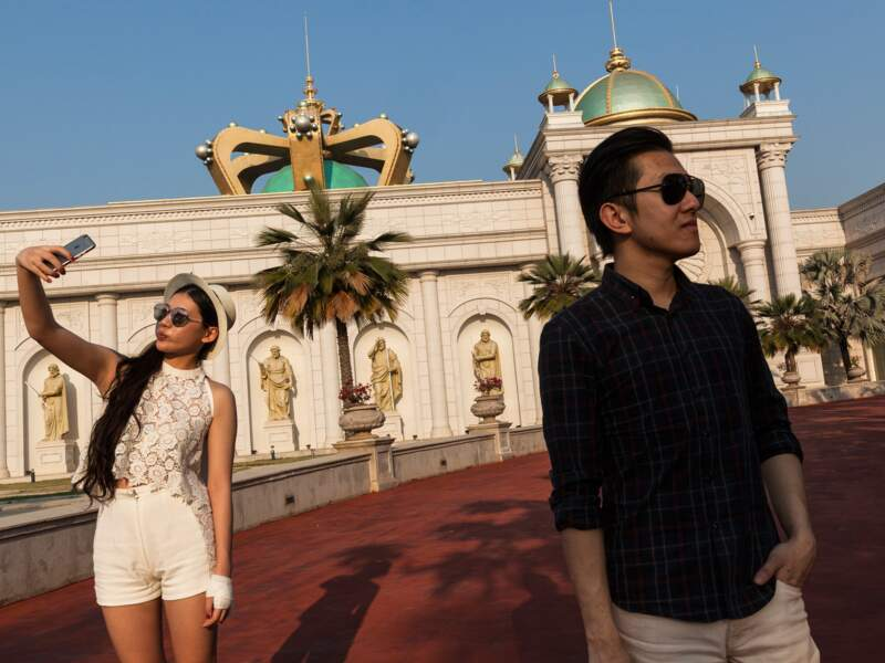 Ton Pheung, casino géant