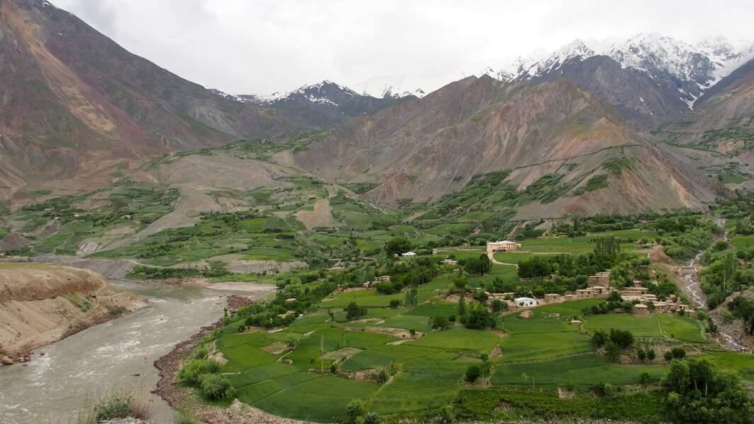 Province du Badakhshan au Tadjikistan