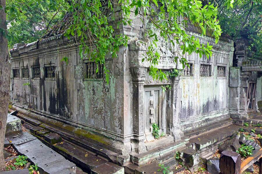 Cambodge - Beng Mealea : 20 000 lieues dans la jungle !