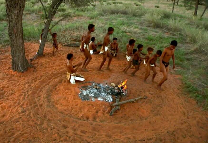 Paysage culturel des ǂKhomani, en Afrique du Sud