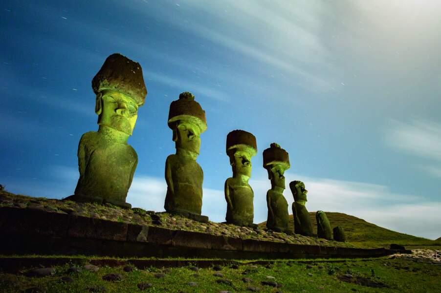 Géants de pierre