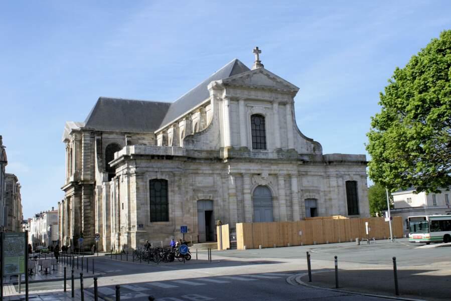 La cathédrale de La Rochelle