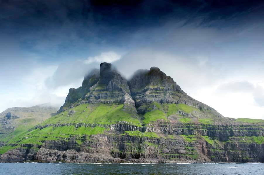 Une île coupée du monde