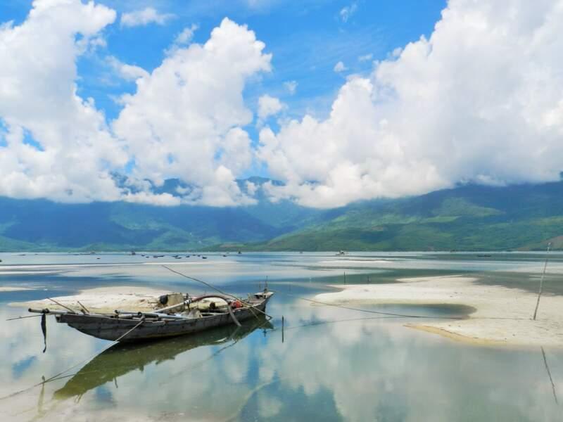 Un miroir pour les nuages, entre Hué et Hôi An par Sarah Galtier / Communauté GEO