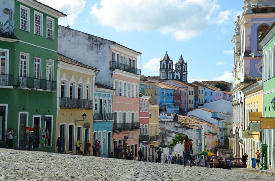 Salvador de Bahia, l'âme du Brésil