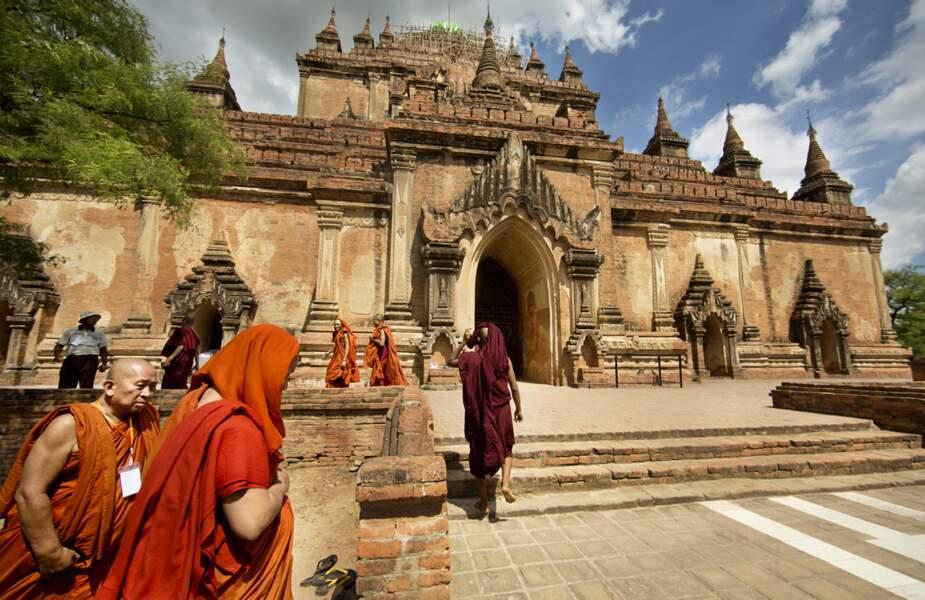 Le mouvement radical Ma Ba Tha, à Bagan