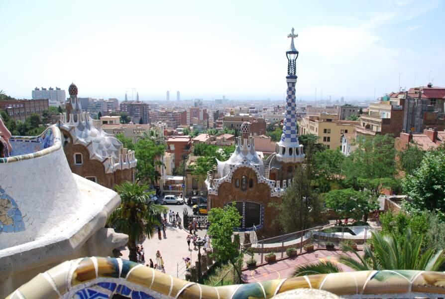 Barcelone, en Espagne
