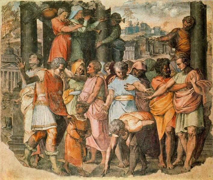 Tarquin le Superbe (534-509 av. J.-C) : le dernier des bâtisseurs