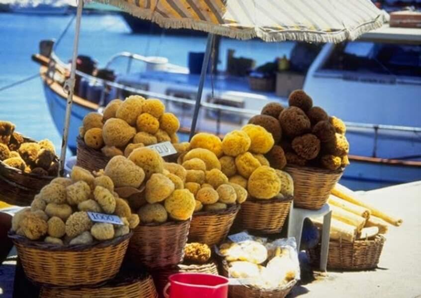 Grèce - Kalymnos, l'île des pêcheurs d'éponges