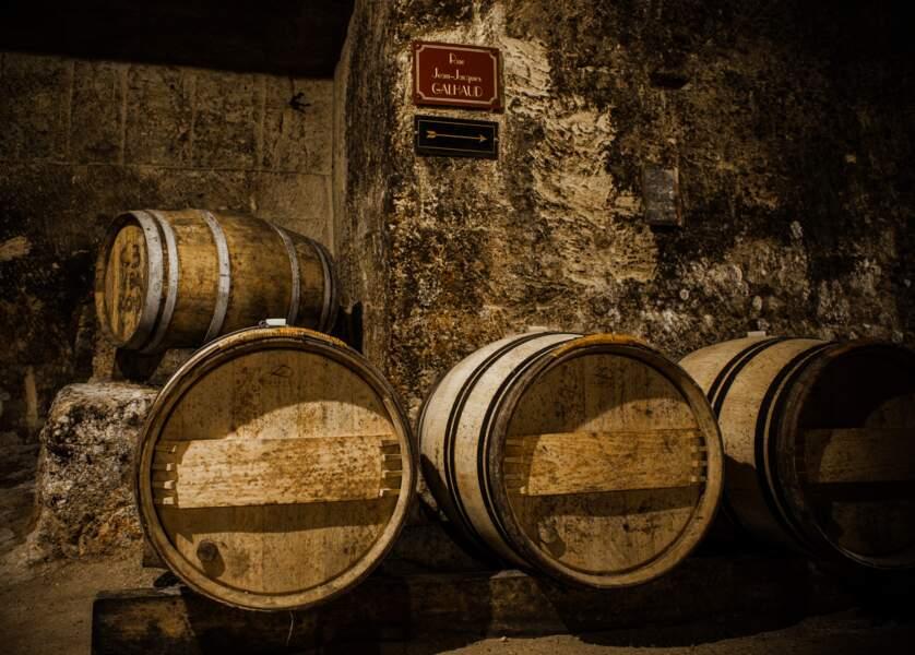 Les routes du vin