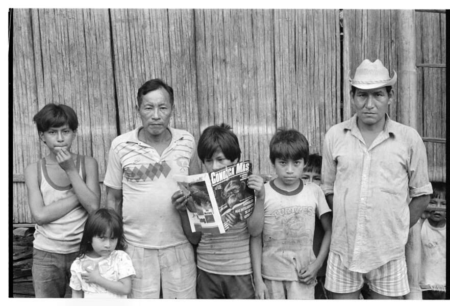 Avila (Equateur), vers 1992 : les différents visages de l'animisme