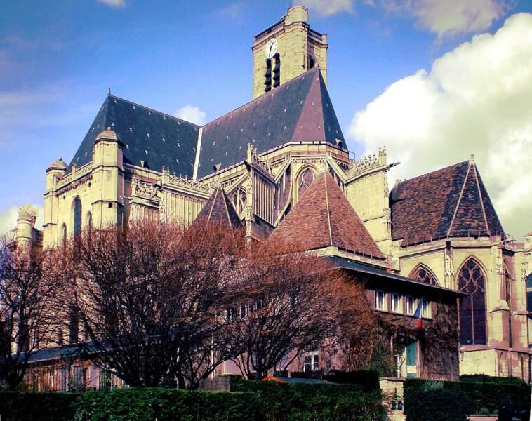 A Saint-Gervais-Saint-Protais, un Christ bouleversant