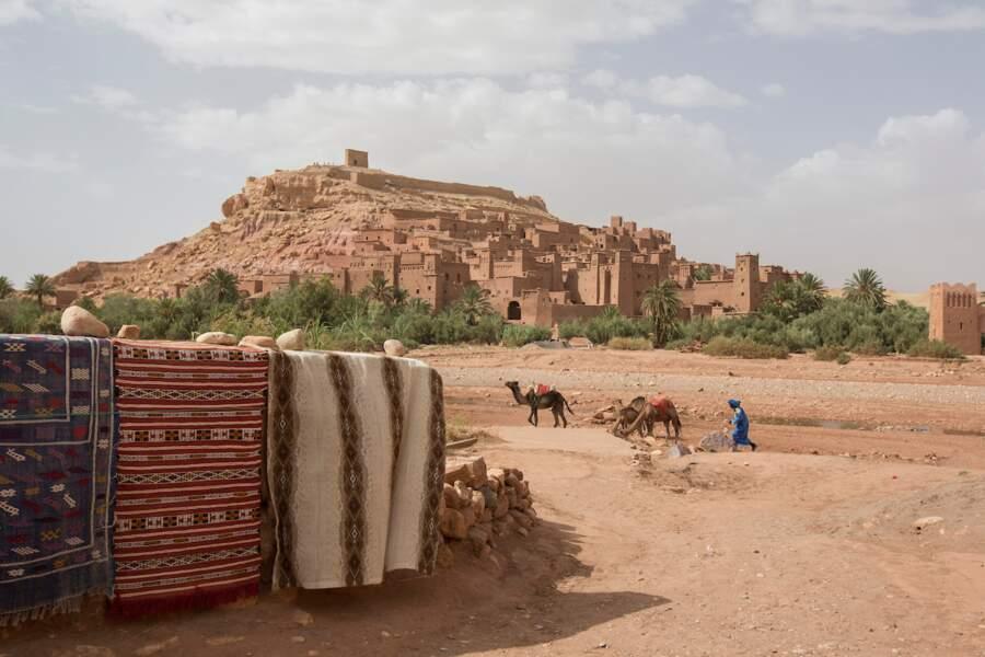 Aôt Benhaddou, le village de tous les tournages